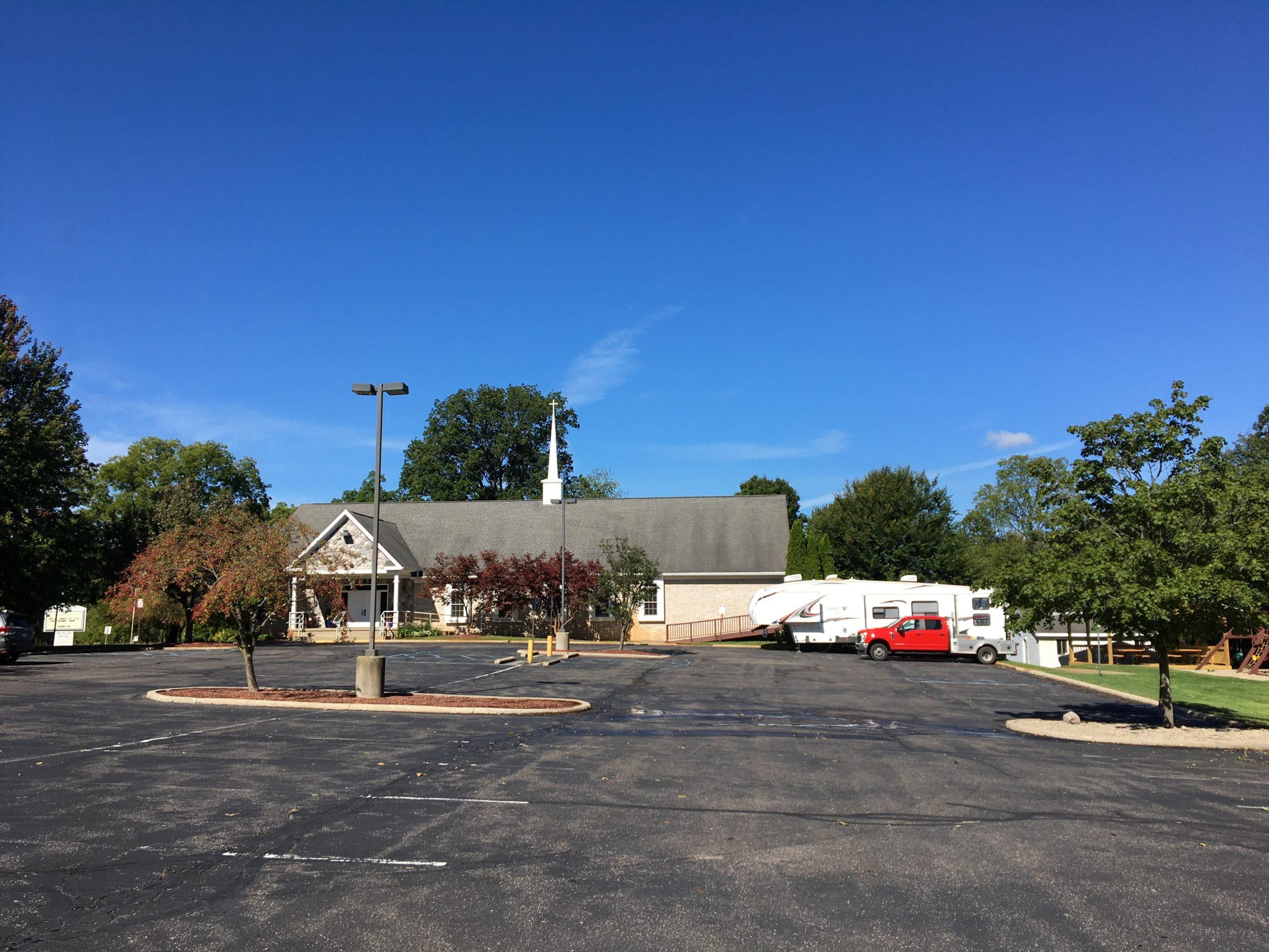 Oxbow Lake Baptist Church, White Lake, MI