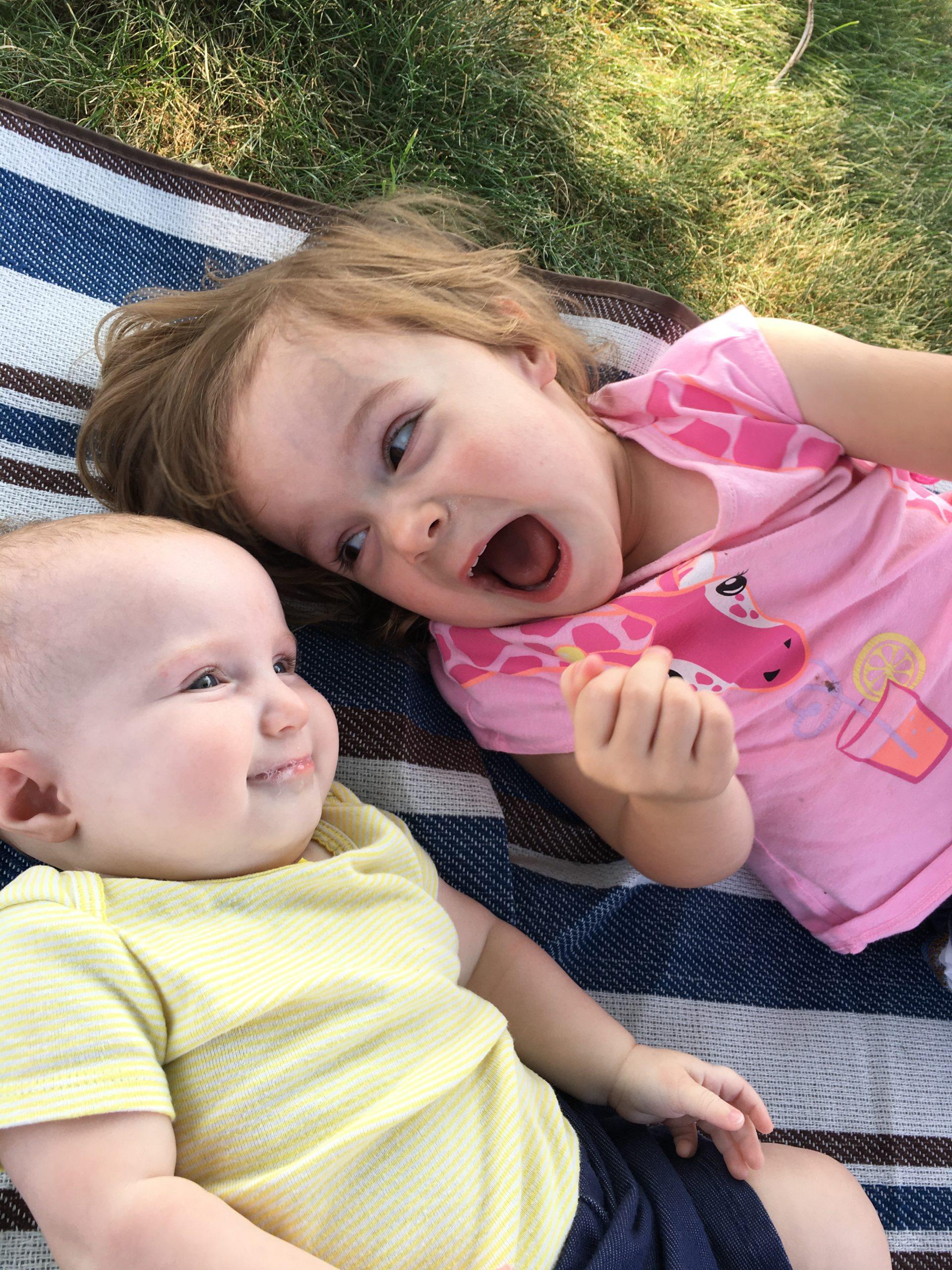 Audrey & Julianna